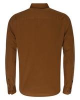 Old Khaki Men's Milano Slim Fit Shirt  -  ochre