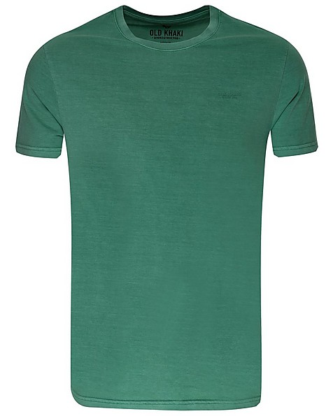 Old Khaki Men's Rosco Tee -  green