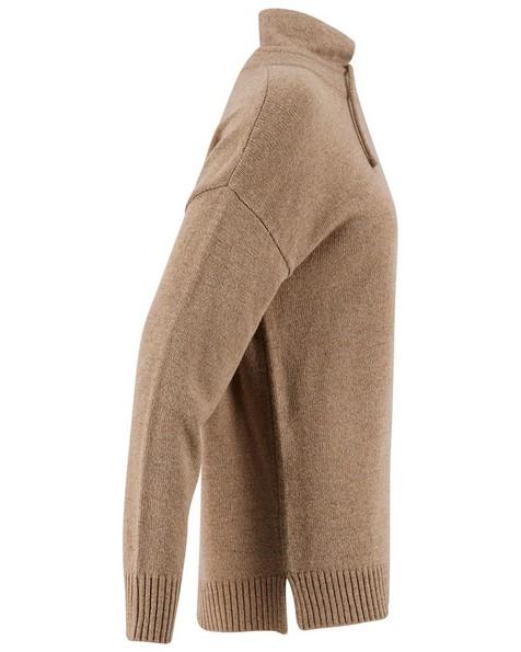 Rare Earth Women's Bedford Knitwear -  grey