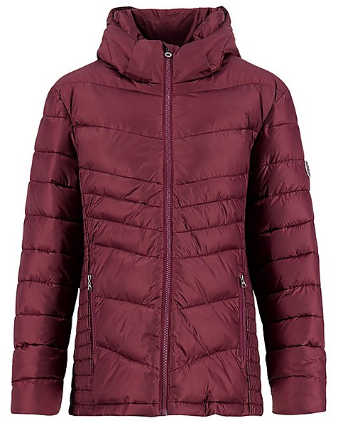 Old Khaki Women's Roxanne Puffer Jacket -  burgundy