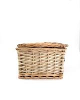 Eco Life 4 Person Wicker Picnic Basket -  brown