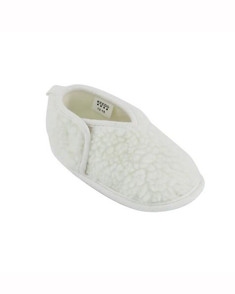 Babies Casey Slippers -  milk