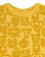 Boys Blake Sweater -  yellow
