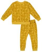 Boys Blake Tracksuit -  yellow