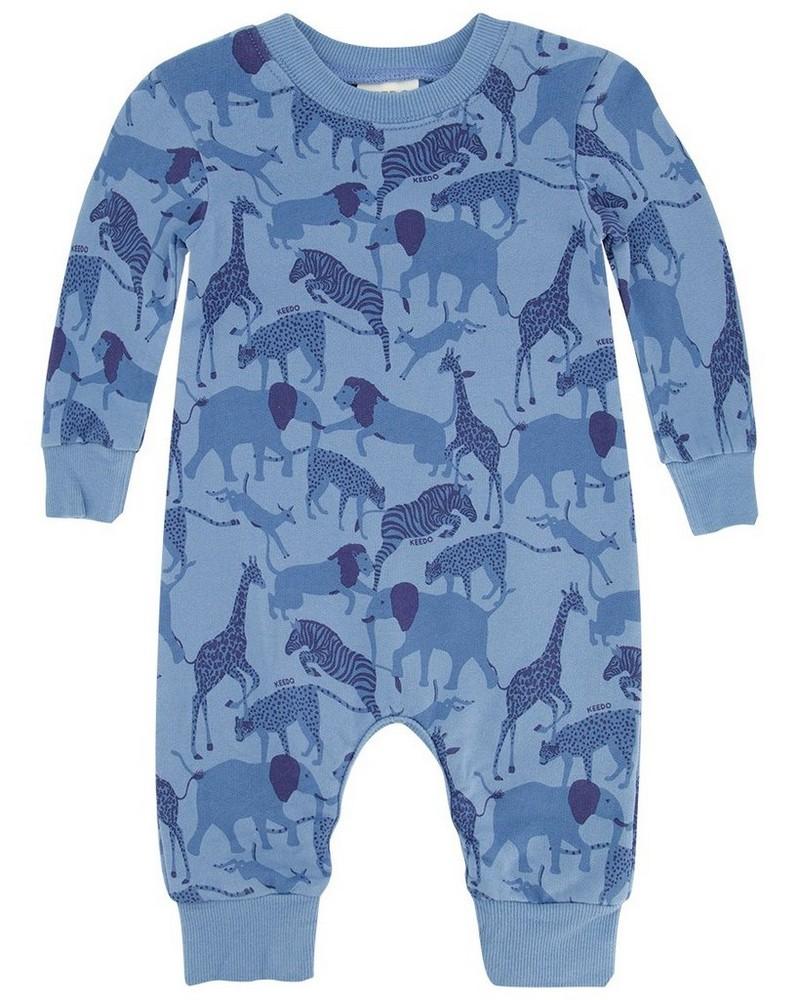 Baby Boys Dylan Grow -  mid-blue