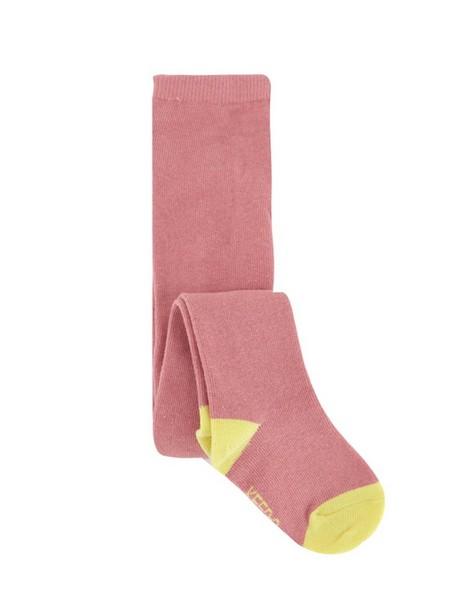 Girls Mala Stockings  -  dustypink