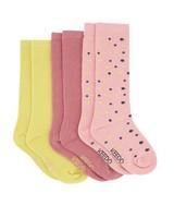 Baby Girls 3-Pack Ellen Socks -  assorted