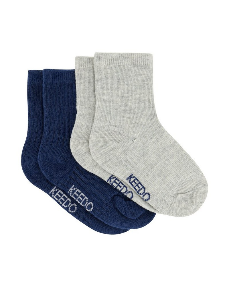 Boys 2-Pack Brodie Socks -  assorted