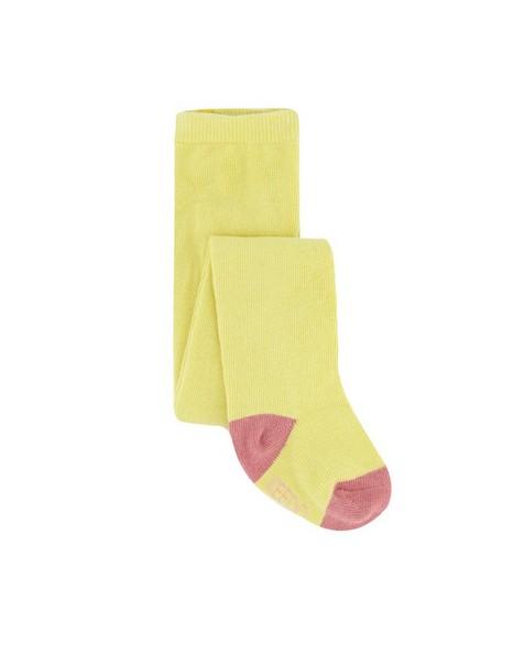 Baby Girls Alessia Stockings -  yellow