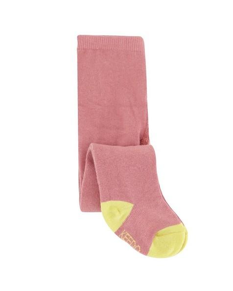 Baby Girls Mala Stockings  -  dustypink