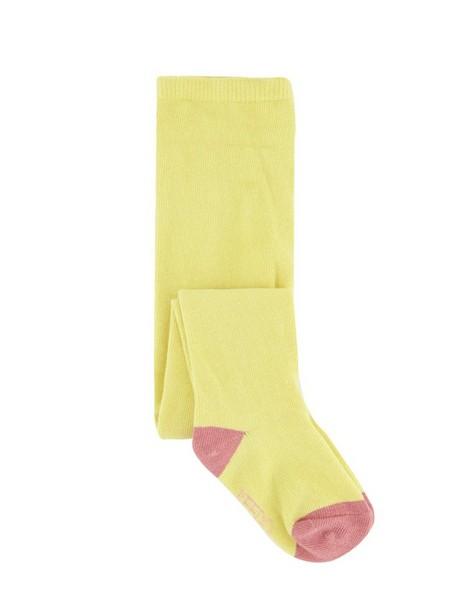 Girls Alessia Stockings  -  yellow