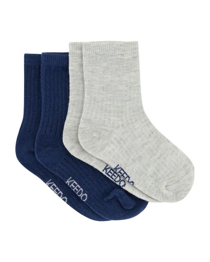 Baby Boys 2-Pack Brodie Socks -  assorted