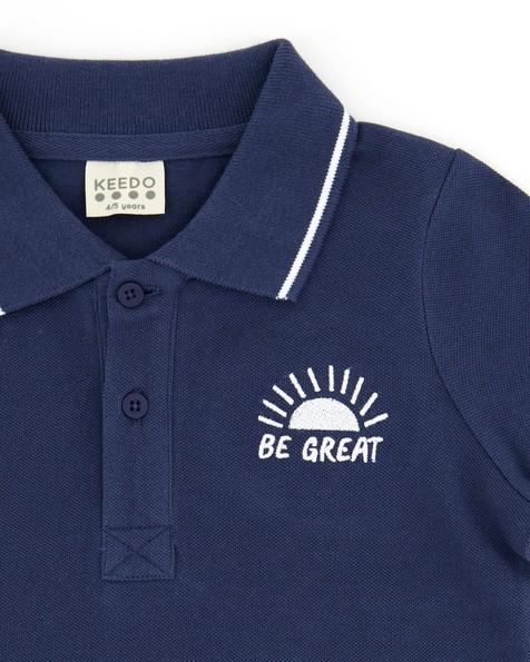 Boys Be Great Golfer -  navy