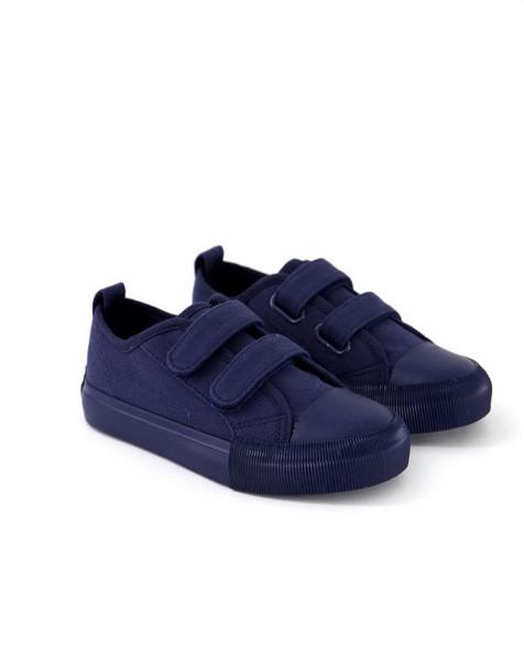 Boys Be Great Navy Sneakers -  navy