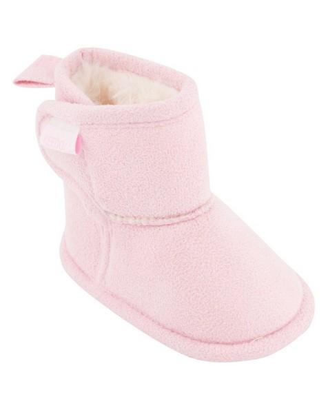 Baby Girls Mala House Boots -  pink