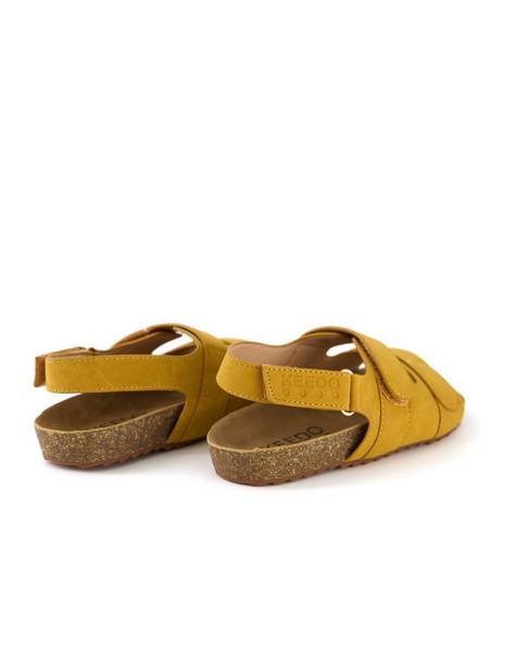 Kids Sunshine Birkies -  yellow