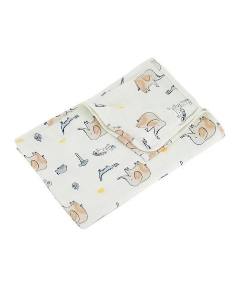 Babies Wilderness Blanket -  milk