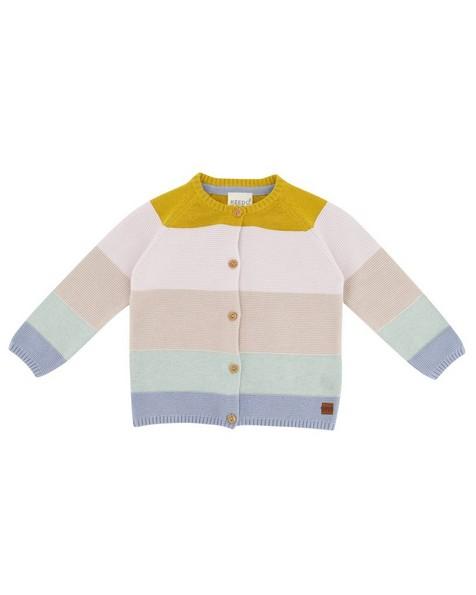 Baby Girls Explorer Colourblock Jersey -  assorted