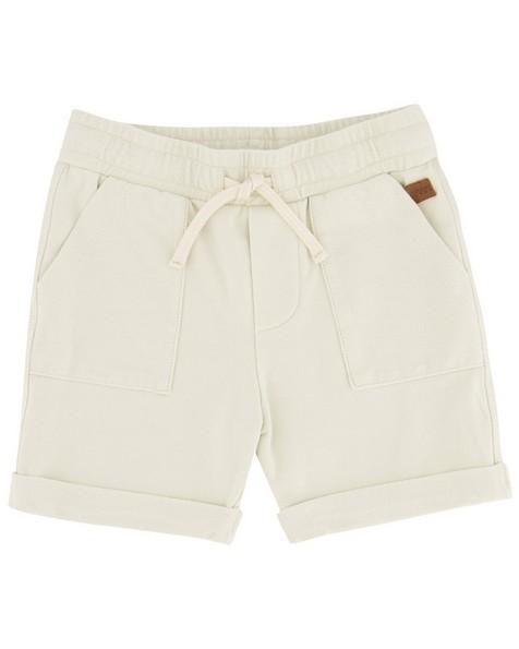 Baby Boys Sunshine Shorts Set -  eggyellow