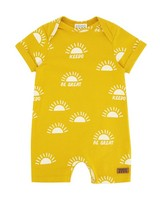 Baby Boys Sunshine Grow -  eggyellow