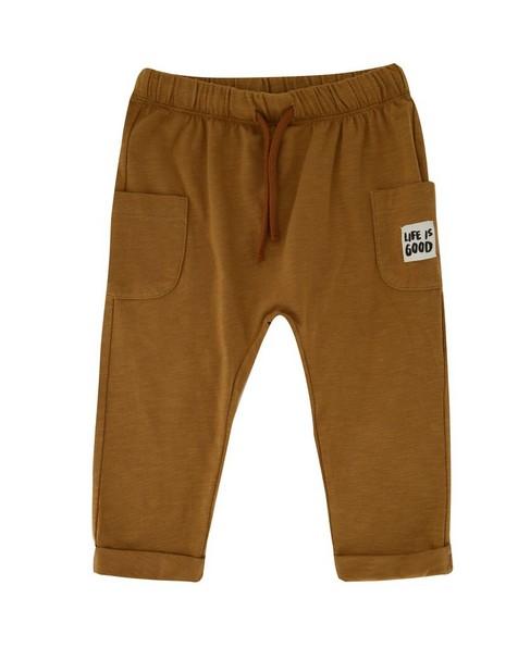 Baby Boys Coco Pants -  camel