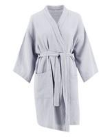 Mom Nova Kimono Gown -  lightgrey
