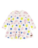 Baby Girls Kaia Dress Set -  milk
