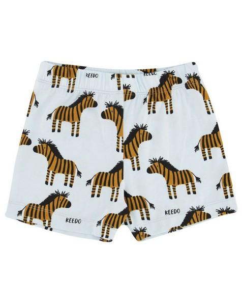 Baby Boys Zebra PJ Set -  lightblue