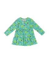 Baby Girls Painted Floral Set -  assorted