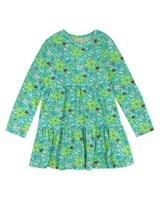 Girls Painted Floral Set -  assorted
