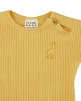 Babies Sahara Organic Set -  yellow
