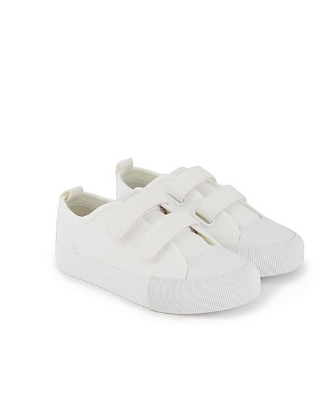 Kids Be Great White Sneakers -  white