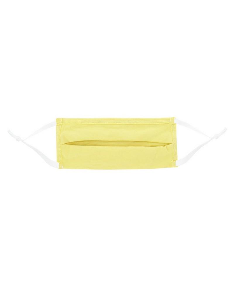 Keedmask Alessia Toggle Mask -  yellow