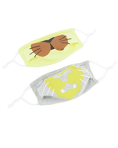 Keedmask 2-Pack Toggle Extremely Wild Masks -  assorted