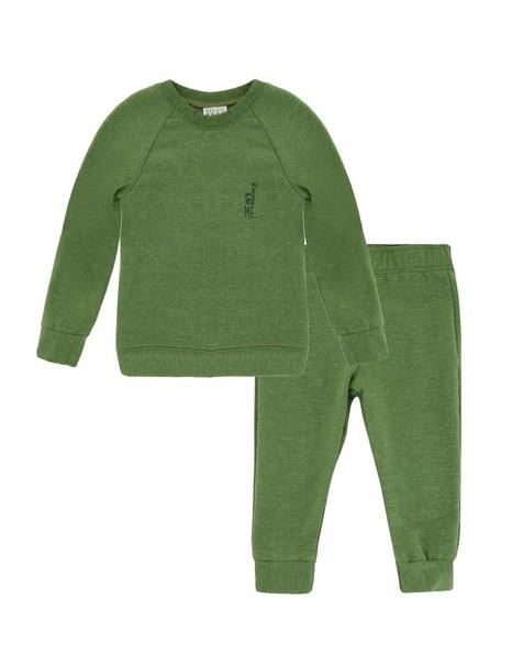 Babies Mini Forest Trackset -  dark-green