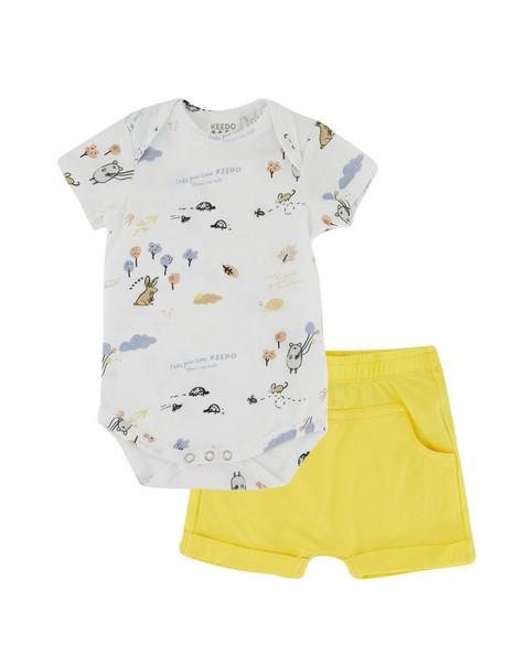 Babies Favourite Day Grow Set -  white
