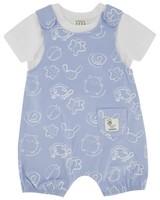 Babies Little Friends Dungi Set -  cloudblue