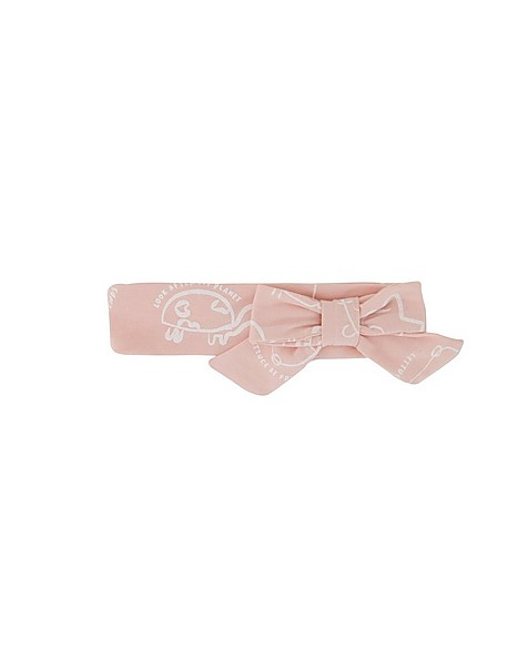 Baby Girls Mellow Headband -  dustypink
