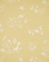Mustard Changing Mat Cover -  yellow