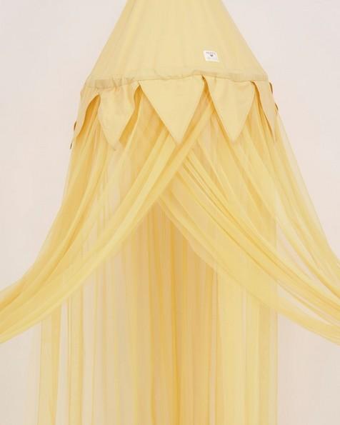 Mustard Mosquito Net -  yellow