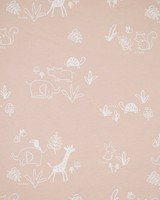 Pink Changing Mat Cover -  pink