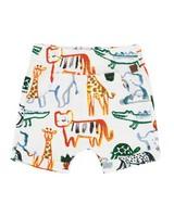 Baby Boys Dylan Soft Shorts -  white