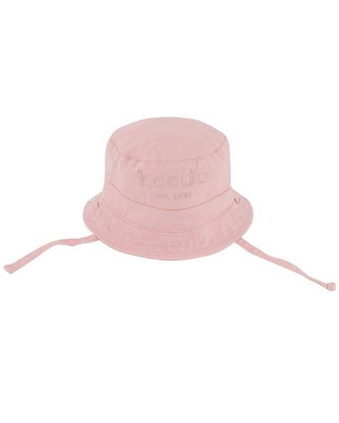 Girls Blush Logo Hat -  lightpink