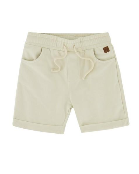 Baby Boys Birch Soft Shorts -  bone