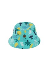 Baby Boys Tropic Bucket Hat -  aqua