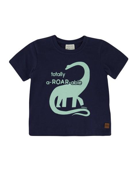 Baby Boys Dusk T-Shirt -  navy