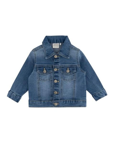 Baby Boys Everyday Denim Jacket -  midblue