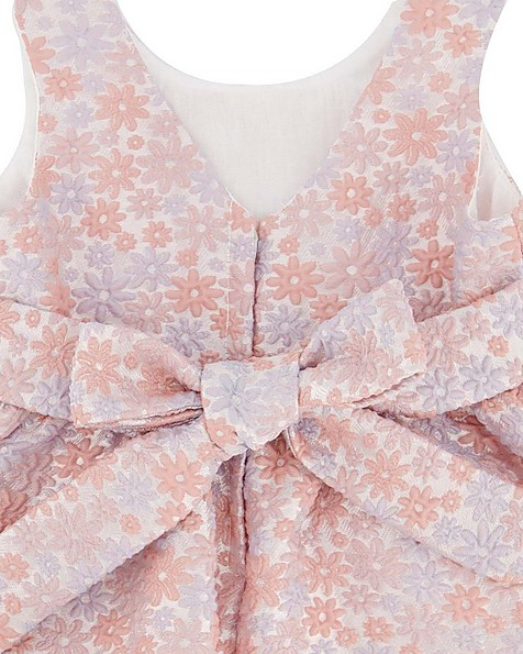 Baby Girls Floral Princess Dress -  assorted
