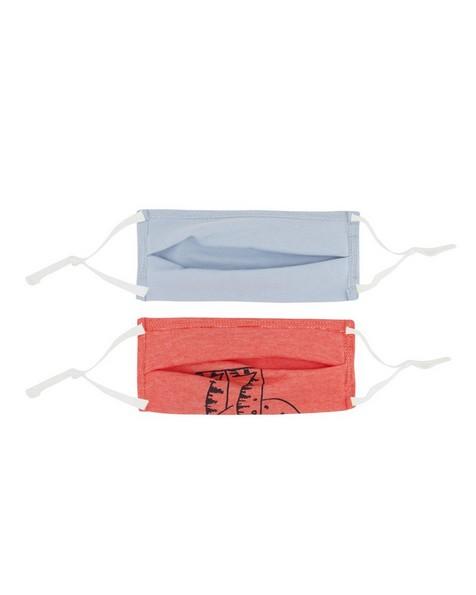 Keedmask 2-Pack Toggle Masks -  assorted