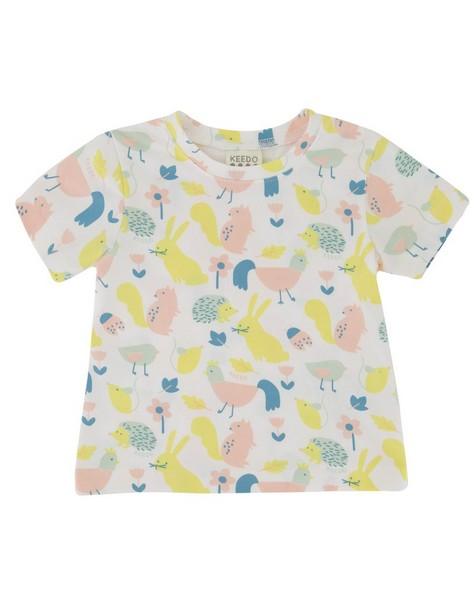 Baby Girls Dreamer PJ Set -  white